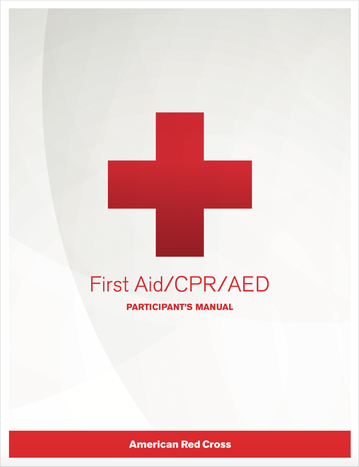 American Red Cross Emsa Pediatric First Aid Cpr Aed American